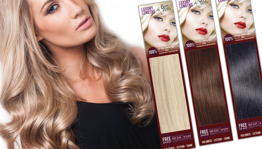 luxury-lengths-hair-extensions-packaging-design-beauty-works-packets-magazine
